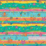 MERMAID PATTERN 2 - AMAIA CUBO DESIGN STUDIO