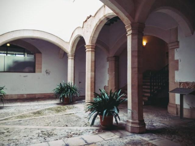 Ingresso Patio, Palma di Maiorca