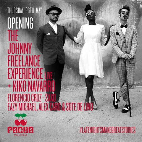 Pacha Mallorca Opening 2016