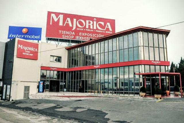 Fabbrica di Perle Majorica a Manacor