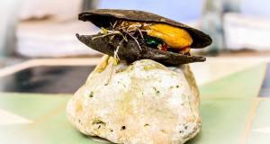 Tapa vincitrice di TaPalma 2015, chef Igor Rodriguez, Ristorante Bite - Foto TaPalma Facebook