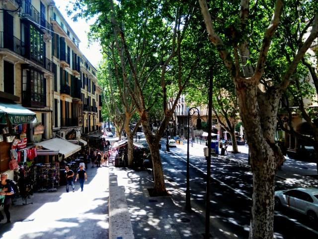 Appartamenti Maiorca Centro di Palma