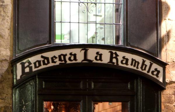 Bodega La Rambla