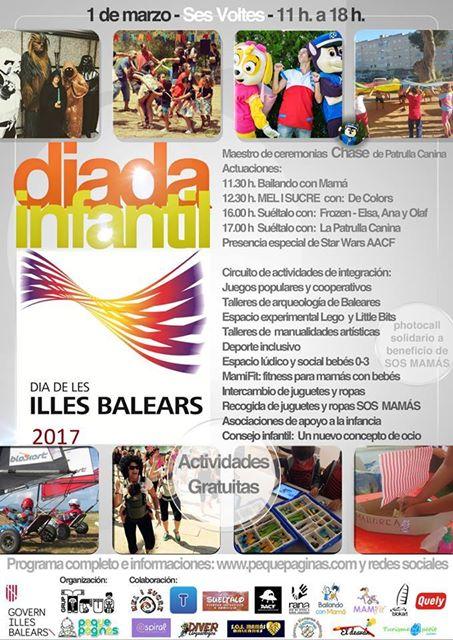 Dia de les Illes Balears - Diada infantil