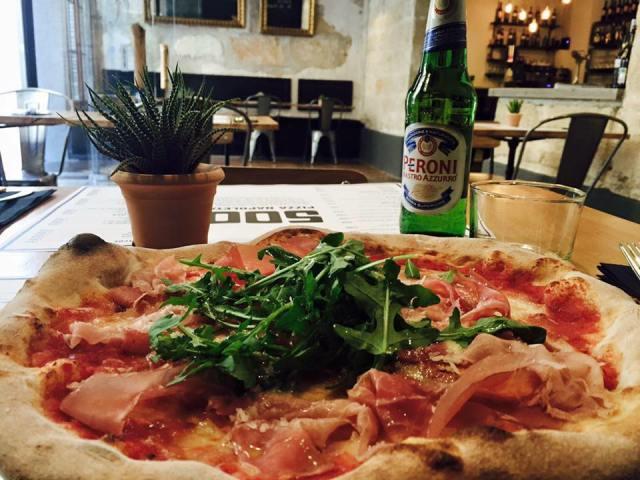 Pizzeria 500 Grados Palma - Foto Facebook