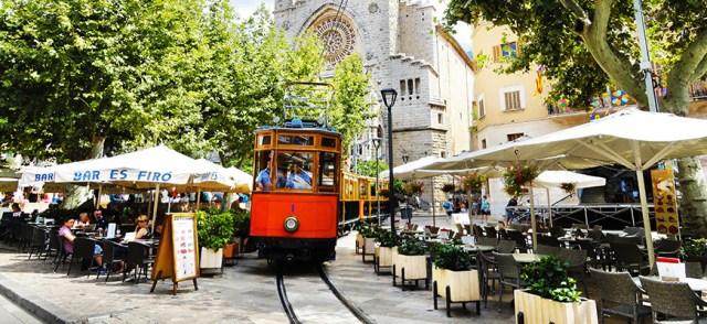 Tram Soller