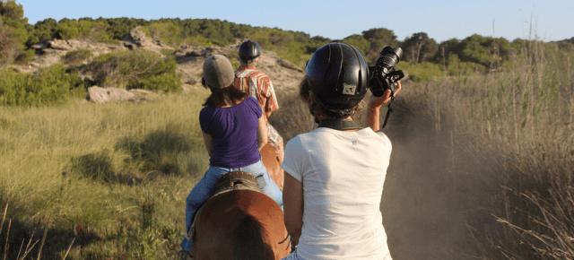 Escursione a cavallo a Maiorca