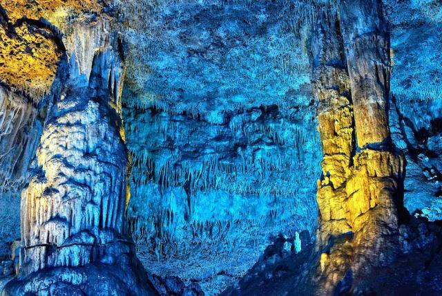 Grotta Azzurra -Cuevas dels Hams