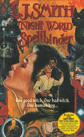 L.J. Smith – Spellbinder