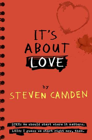 Steven Camden – It's About Love