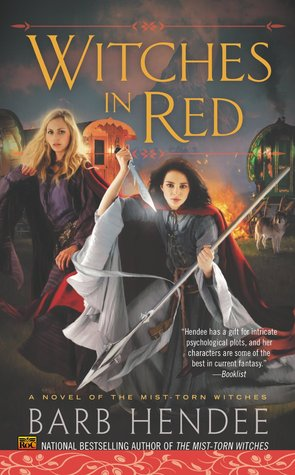 Barb Hendee – Witches in Red