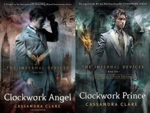 clockwork angel and prince