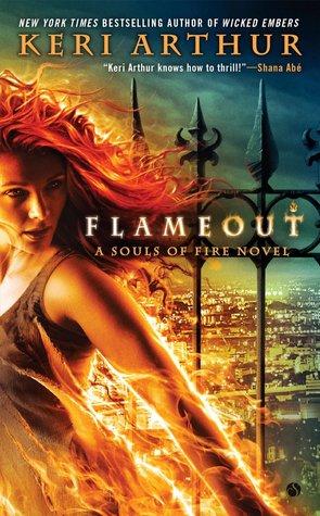 Keri Arthur – Flameout