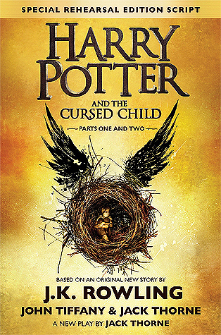 J.K. Rowling – Harry Potter and the Cursed Child