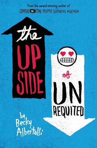 Becky Albertalli – The Upside of Unrequited