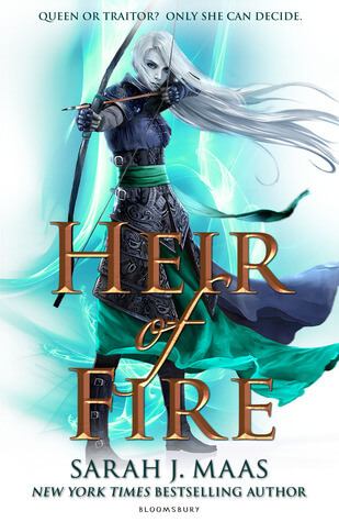 Sarah J. Maas – Heir of Fire