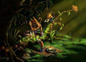 forest_goblin_by_mattkatz-d2fgpzi