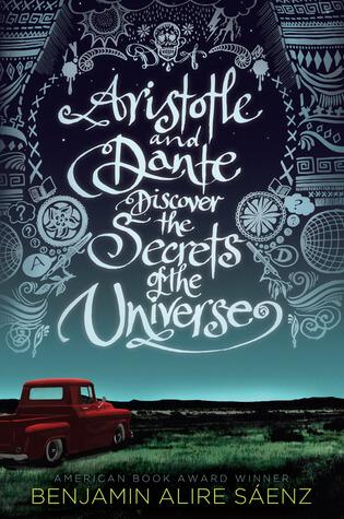Benjamin Alire Sáenz – Aristotle and Dante Discover the Secrets of the Universe