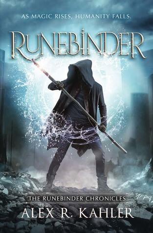 Alex R. Kahler – Runebinder