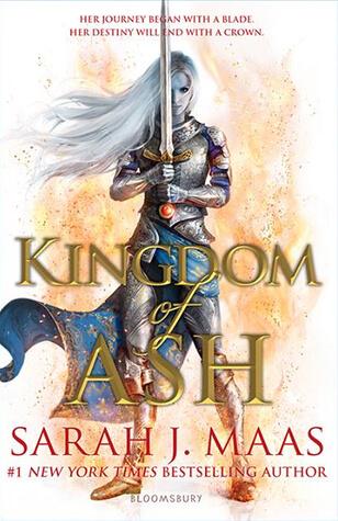 Sarah J. Maas – Kingdom of Ash