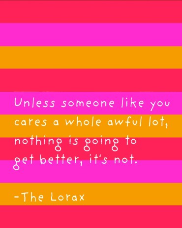 loraxquote