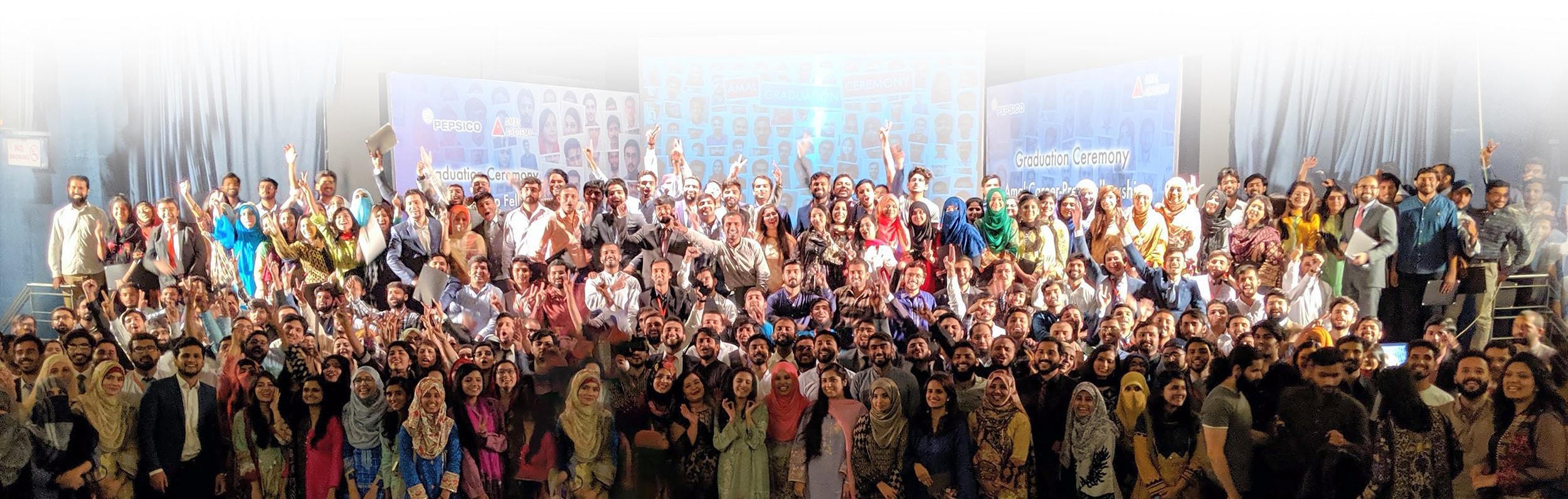 Amal Academy - Build Your Dreams