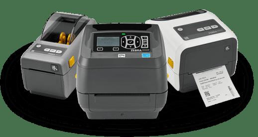 Zebra Desktop Barcode printers