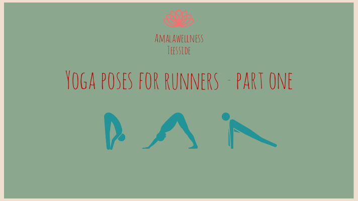 Yoga Stretches For Runners - Park run Middlesbrough Stockton Teesside