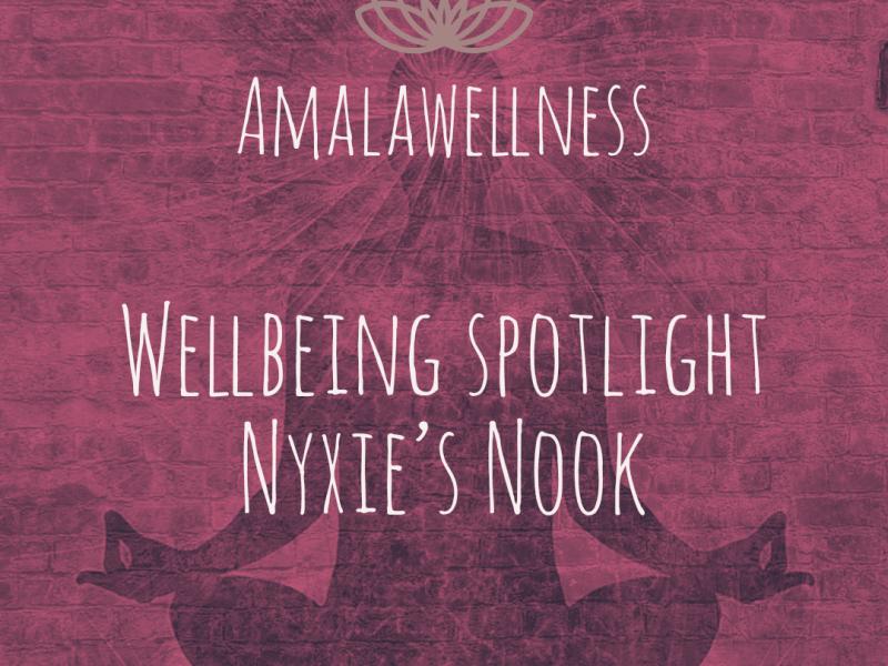 nyxies nook wellbeing