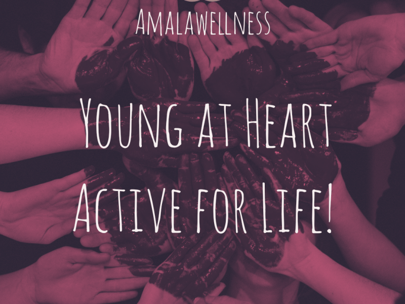 Young at heart - Active for LIFE! Yoga in Middlesbrough and Teesside