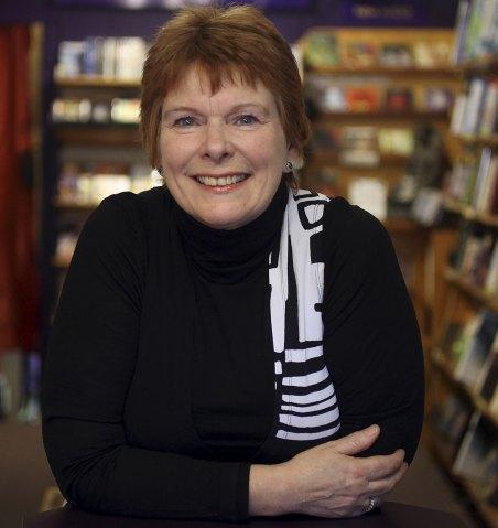 Sue Sharpe of Phoenix Rising Books
