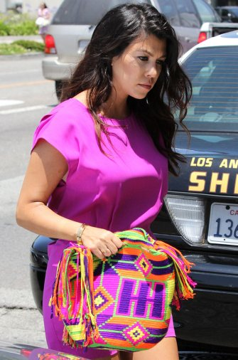 NO JUST JARED USAGE The Kardashians arriving at Dash Store in West Hollywood. Pictured: Kourtney Kardashian Ref: SPL788100 230614 Picture by: Splash News Splash News and Pictures Los Angeles: 310-821-2666 New York: 212-619-2666 London: 870-934-2666 photodesk@splashnews.com