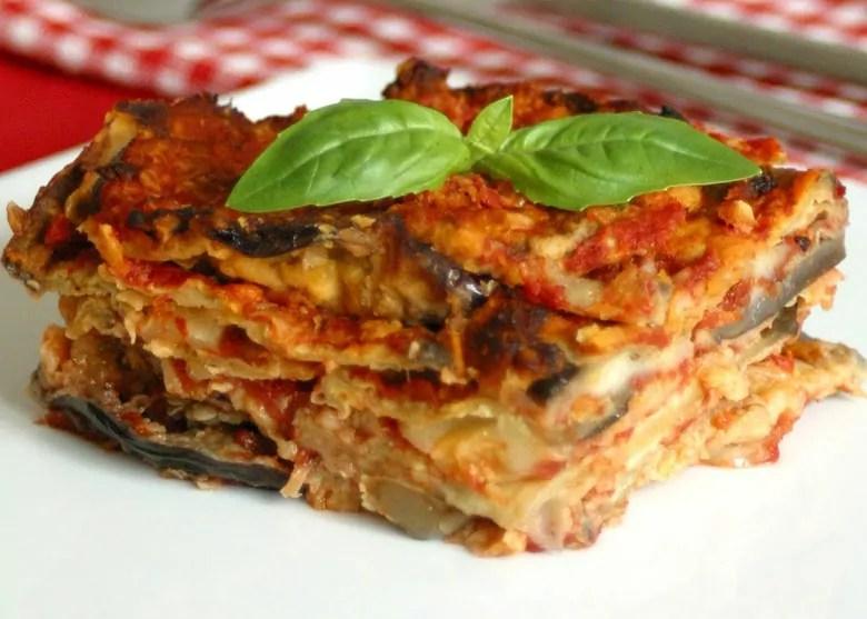 Parmigiana di Melanzane alla Napoletana Ricetta Tradizionale