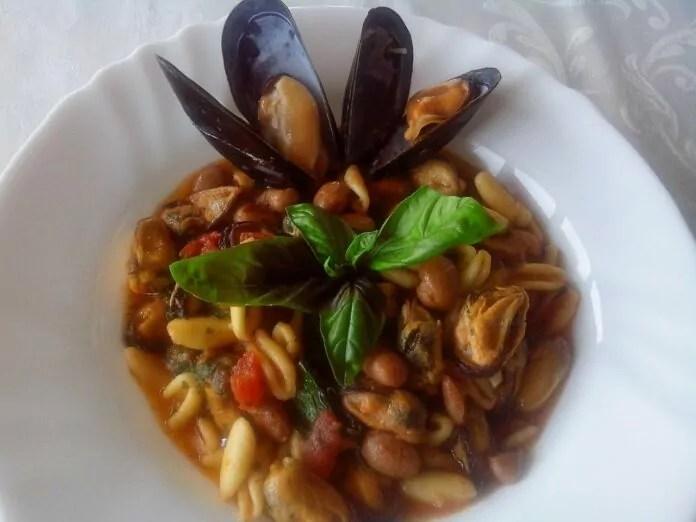 Cucina Napoletana Pasta E Zucchine