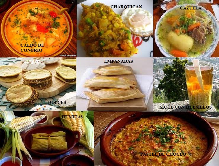 20 abril 2015  Cocina Chilena
