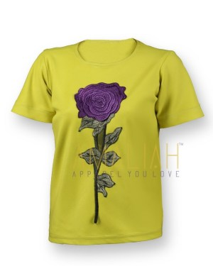 Lemon Rose T-shirt