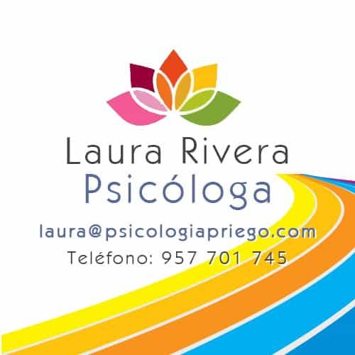 Laura Rivera Psicóloga