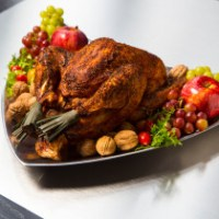 Pavo Festivo (Spicy Turkey) amalia llc