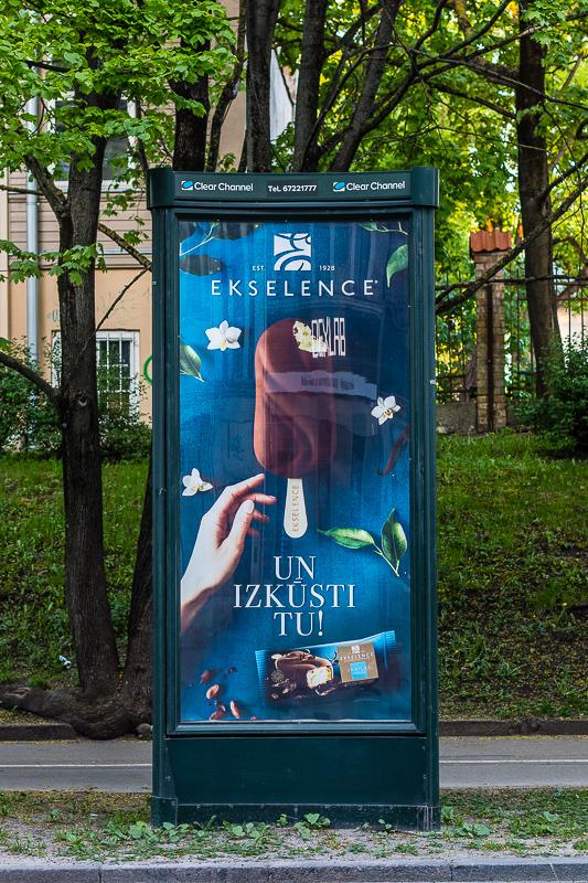 saldējuma reklāma Amalija Andersone ēdienu fotogrāfs