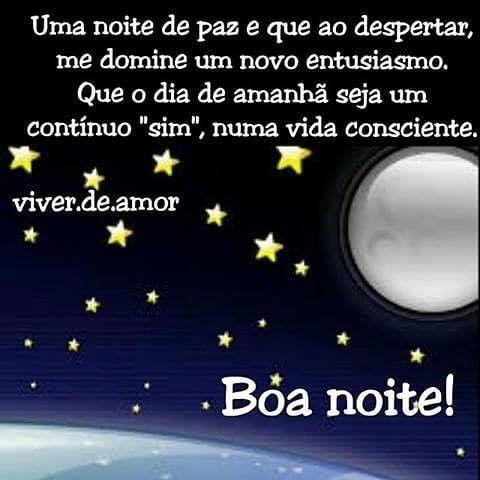 Boa noite durma bem! que seu soninho seja suave e tranquilo, Linda noite de lua.