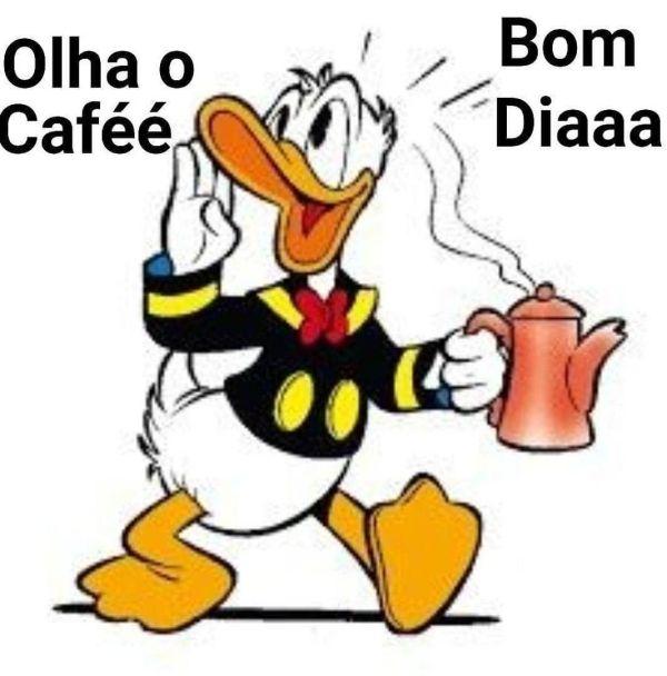 Olha o café bom dia