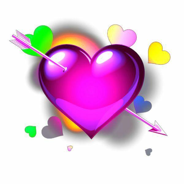 arque flexa e coração