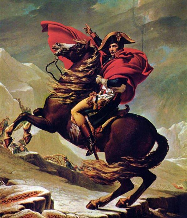 imagem de Dom Pedro em seu cavalo
