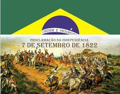 proclamação da independência do Brasil