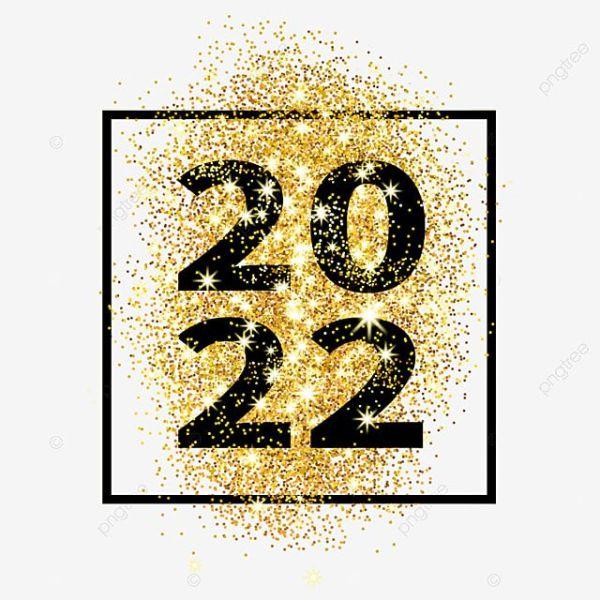 que tenhamos um 2022 cheio de surpresas e coisas boas