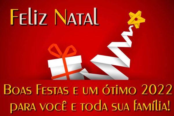 te desejo um ótimo natal e boas festas de 2022