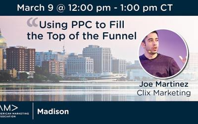 Using PPC to Fill the Top of the Funnel
