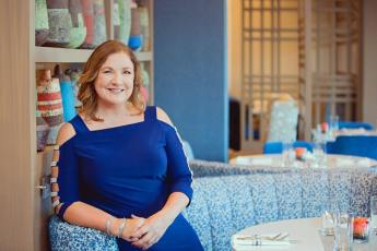 Photo of Terri Lynn, May's Craft Marketing Speaker