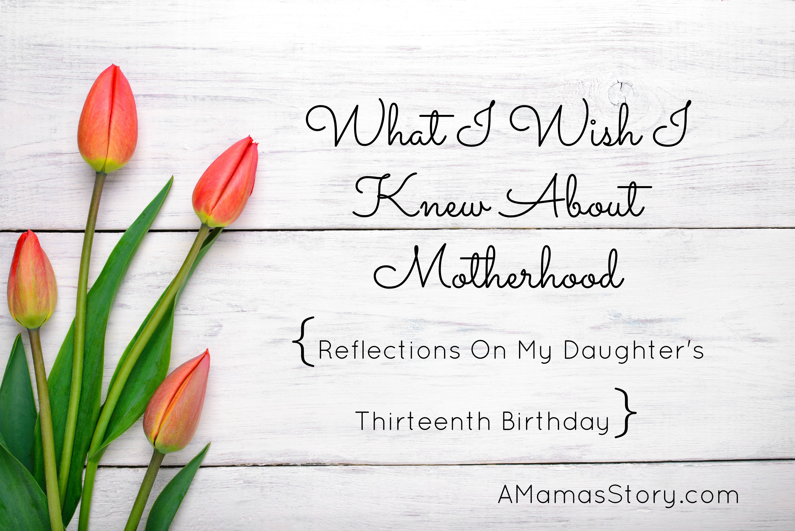 What I Wish I Knew About Motherhood Reflections On My