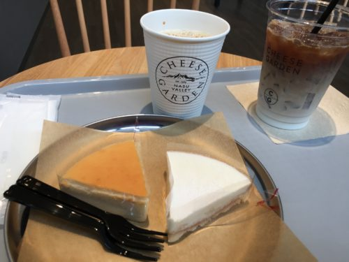 御用邸チーズケーキ&フロマージュブラン